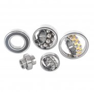 Types and use of ball bearings